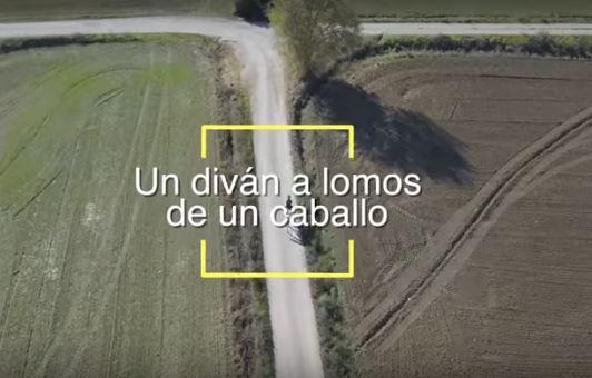 Vídeo-reportaje a Equitén en el Diario de Navarra